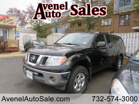 2010 Nissan Frontier for sale at Avenel Auto Sales in Avenel NJ