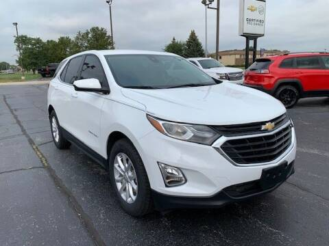 2020 Chevrolet Equinox for sale at Dunn Chevrolet in Oregon OH