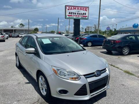 2013 Ford Focus for sale at Jamrock Auto Sales of Panama City in Panama City FL