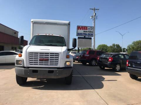 2005 GMC C7500 for sale at MB Auto Sales in Oklahoma City OK