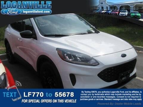 2020 Ford Escape Hybrid for sale at Loganville Ford in Loganville GA