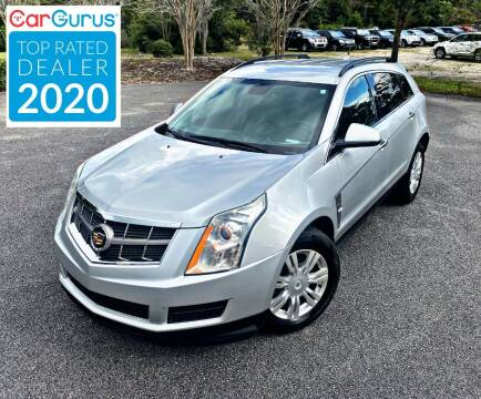 2012 Cadillac SRX for sale at Brothers Auto Sales of Conway in Conway SC