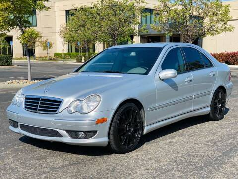2007 Mercedes-Benz C-Class for sale at Silmi Auto Sales in Newark CA
