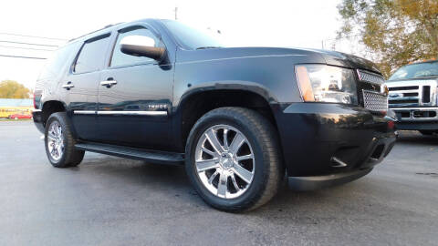 2011 Chevrolet Tahoe for sale at Action Automotive Service LLC in Hudson NY
