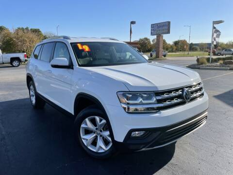 2019 Volkswagen Atlas for sale at Integrity Auto Center in Paola KS