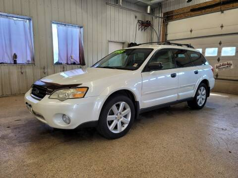 2007 Subaru Outback for sale at Sand's Auto Sales in Cambridge MN
