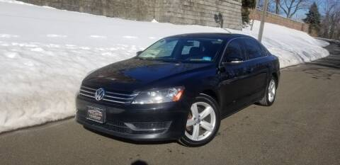 2013 Volkswagen Passat for sale at ENVY MOTORS LLC in Paterson NJ