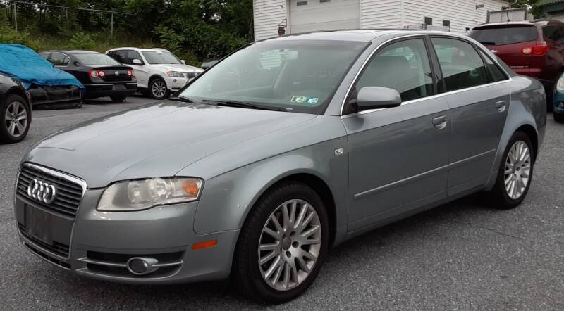 2006 Audi A4 for sale at Bik's Auto Sales in Camp Hill PA