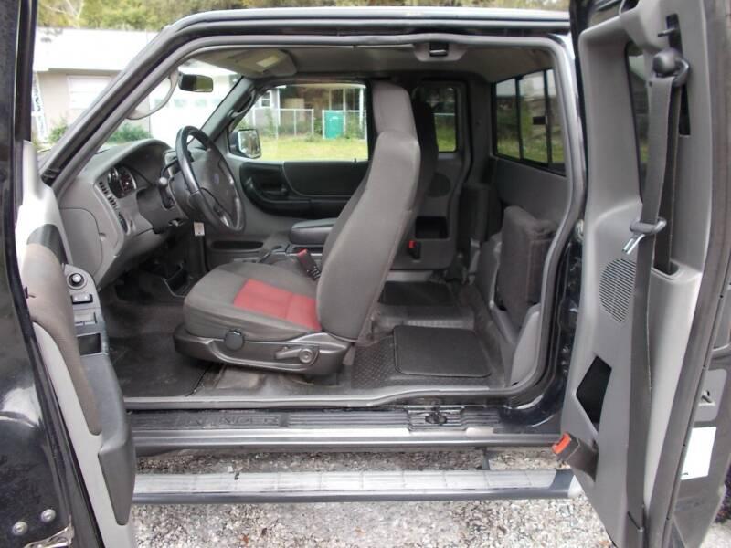 2009 Ford Ranger 4x4 FX4 Off-Road 4dr SuperCab SB - Fruitland Park FL
