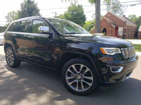 2018 Jeep Grand Cherokee for sale at McAdenville Motors in Gastonia NC