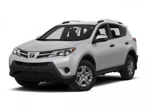 2013 Toyota RAV4 for sale at Suburban Chevrolet in Claremore OK