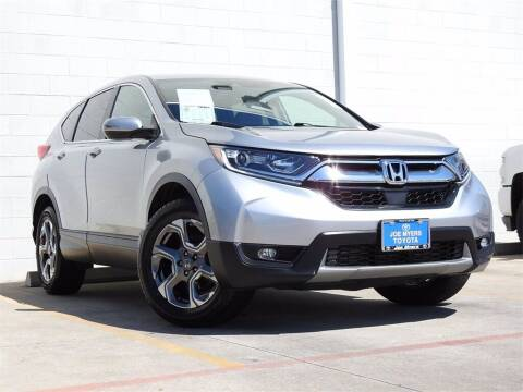 2018 Honda CR-V for sale at Joe Myers Toyota PreOwned in Houston TX