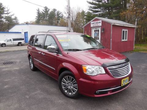 2014 Chrysler Town and Country for sale at Lux Car Sales in South Easton MA
