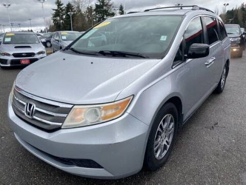 2011 Honda Odyssey for sale at Autos Only Burien in Burien WA