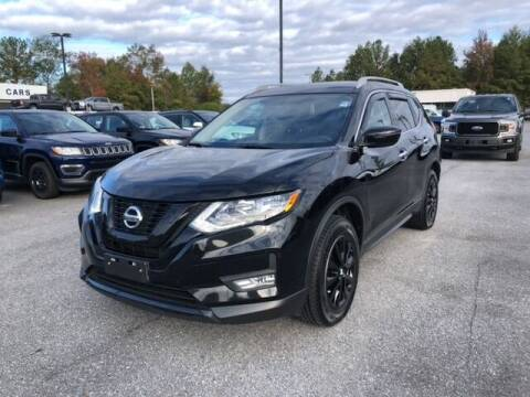 2017 Nissan Rogue for sale at FRED FREDERICK CHRYSLER, DODGE, JEEP, RAM, EASTON in Easton MD