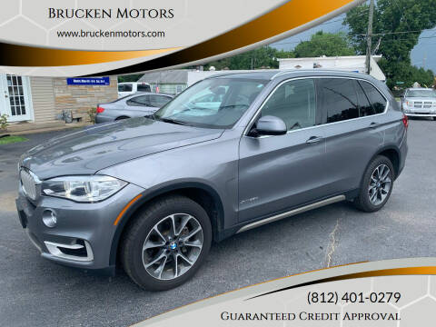 2015 BMW X5 for sale at Brucken Motors in Evansville IN