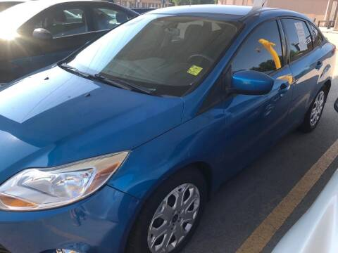 2012 Ford Focus for sale at Claremore Motor Company in Claremore OK