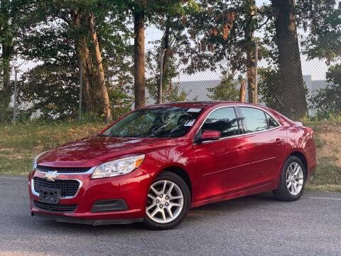 2014 Chevrolet Malibu for sale at Diamond Automobile Exchange in Woodbridge VA