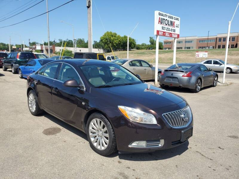 2011 Buick Regal for sale at AutoLink LLC in Dayton OH