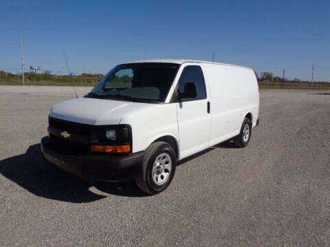 2014 Chevrolet Express Cargo for sale at SLD Enterprises LLC in Sauget IL