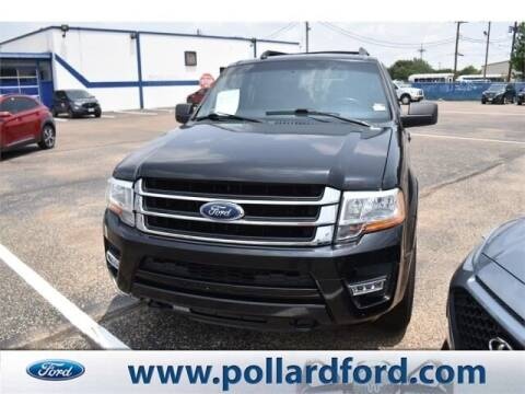 2017 Ford Expedition for sale at South Plains Autoplex by RANDY BUCHANAN in Lubbock TX