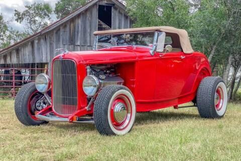 1932 Ford Hi-Boy for sale at STREET DREAMS TEXAS in Fredericksburg TX