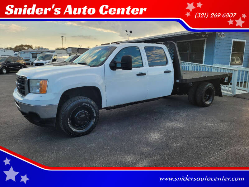 2014 GMC Sierra 1500HD Classic for sale at Snider's Auto Center in Titusville FL