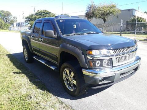 2006 Chevrolet Colorado for sale at LAND & SEA BROKERS INC in Deerfield FL