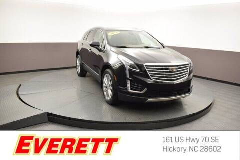 2019 Cadillac XT5 for sale at Everett Chevrolet Buick GMC in Hickory NC