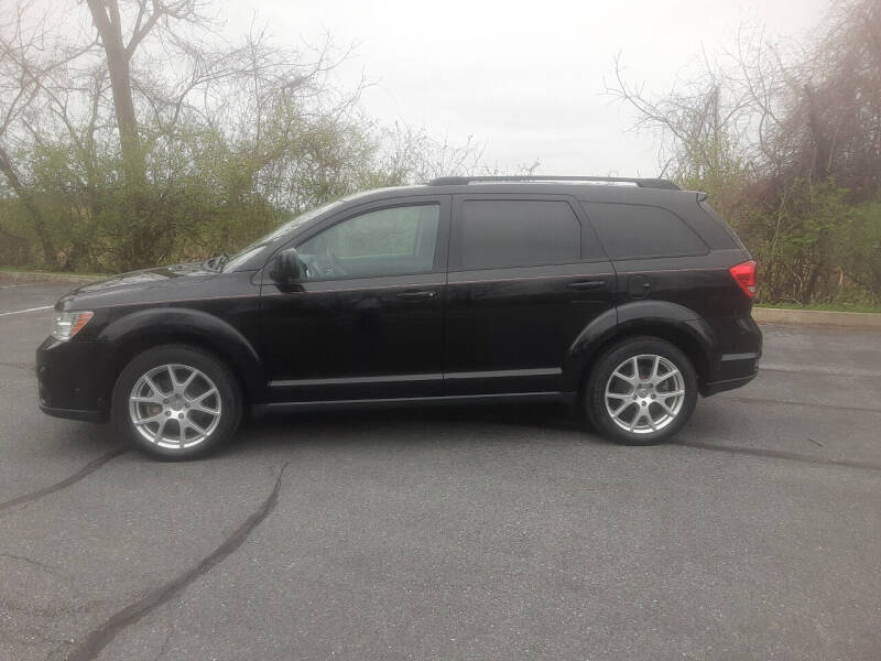 2015 Dodge Journey for sale at EVB Auto Sales in Norristown PA