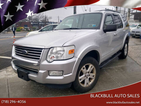 2010 Ford Explorer for sale at Blackbull Auto Sales in Ozone Park NY