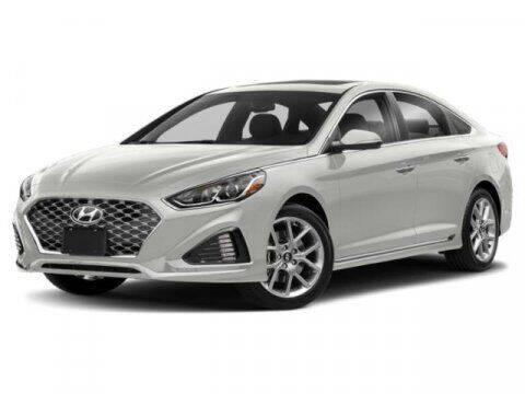 2018 Hyundai Sonata for sale at Loganville Ford in Loganville GA