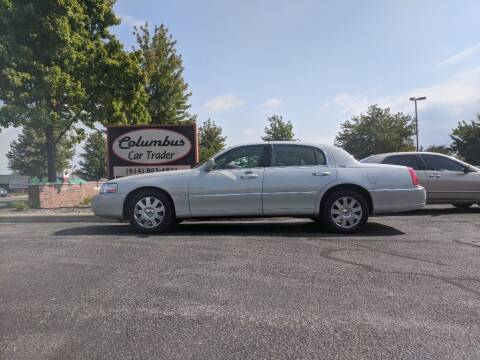 2005 Lincoln Town Car for sale at Columbus Car Trader in Reynoldsburg OH