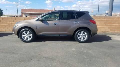 2010 Nissan Murano for sale at Ryan Richardson Motor Company in Alamogordo NM