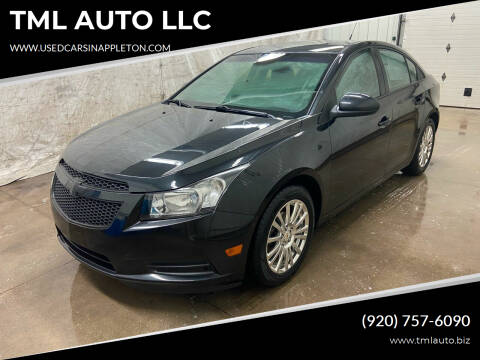 2011 Chevrolet Cruze for sale at TML AUTO LLC in Appleton WI