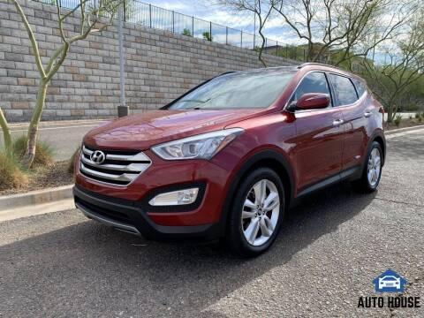 2015 Hyundai Santa Fe Sport for sale at AUTO HOUSE TEMPE in Tempe AZ