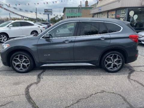2016 BMW X1 for sale at A&R Motors in Baltimore MD