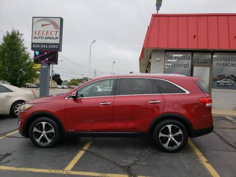 2016 Kia Sorento for sale at Select Auto Group in Wyoming MI