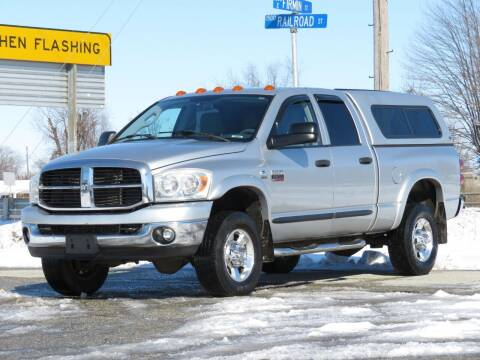 2007 Dodge Ram Pickup 2500 for sale at Tonys Pre Owned Auto Sales in Kokomo IN