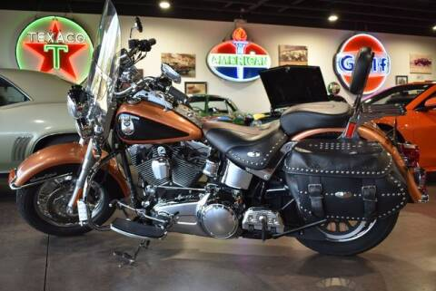2008 Harley-Davidson FLSTC Heritage Classic for sale at Choice Auto & Truck Sales in Payson AZ