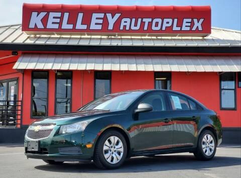 2014 Chevrolet Cruze for sale at Kelley Autoplex in San Antonio TX