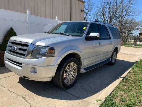 2011 Ford Expedition EL for sale at JRB Automotive LLC in Rochester MI