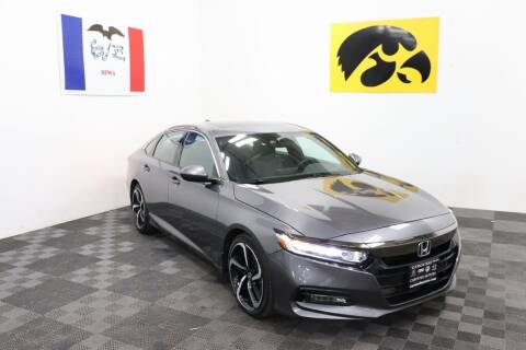 2018 Honda Accord for sale at Carousel Auto Group in Iowa City IA