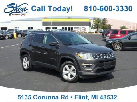 2017 Jeep Compass for sale at Jamie Sells Cars 810 in Flint MI