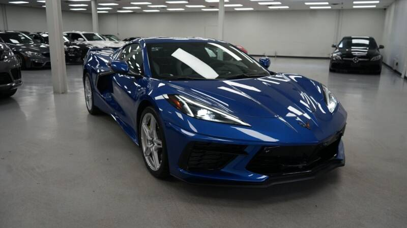 2020 Chevrolet Corvette for sale at SZ Motorcars in Woodbury NY