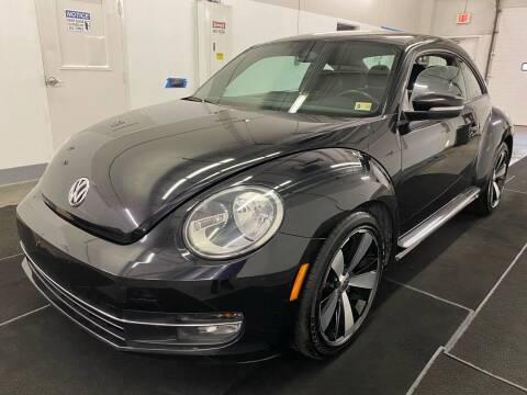 2013 Volkswagen Beetle for sale at TOWNE AUTO BROKERS in Virginia Beach VA