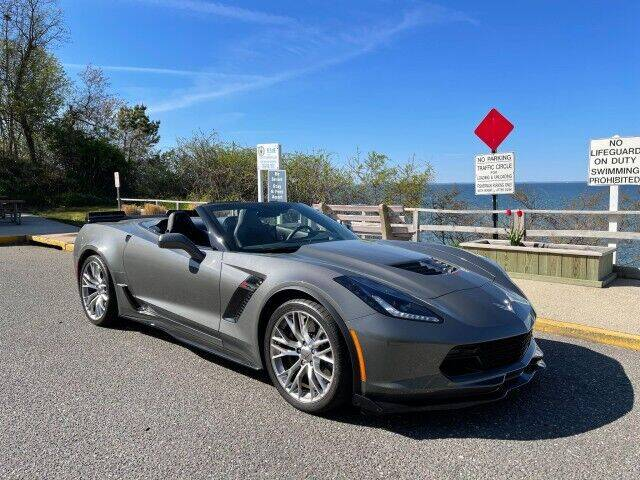 2016 Chevrolet Corvette for sale at Select Auto in Smithtown NY