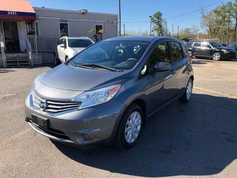 2016 Nissan Versa Note for sale at Saipan Auto Sales in Houston TX