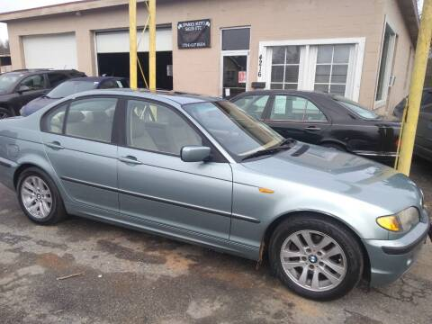 2003 BMW 3 Series for sale at Sparks Auto Sales Etc in Alexis NC