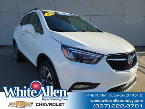 2018 Buick Encore for sale at WHITE-ALLEN CHEVROLET in Dayton OH